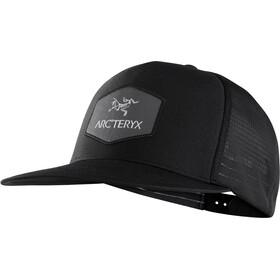 Arc'teryx Hexagonal Trucker Hat Black